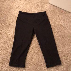 Victoria secret Capri leggings (black)